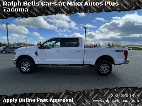 2019 Ford F-250 Super Duty for sale at Ralph Sells Cars at Maxx Autos Plus Tacoma in Tacoma WA