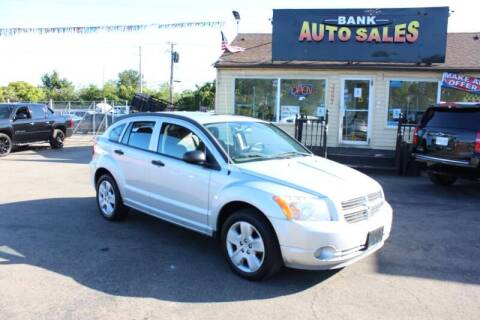 2007 Dodge Caliber for sale at BANK AUTO SALES in Wayne MI