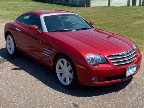 2006 Chrysler Crossfire for sale at Affordable Auto Sales in Cambridge MN