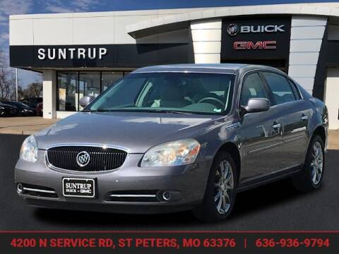 2007 Buick Lucerne for sale at SUNTRUP BUICK GMC in Saint Peters MO