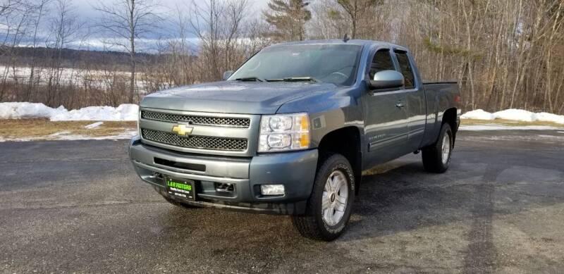 2011 Chevrolet Silverado 1500 for sale at L & R Motors in Greene ME