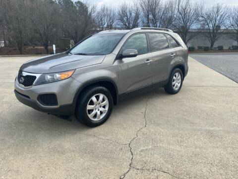 2011 Kia Sorento for sale at Triple A's Motors in Greensboro NC