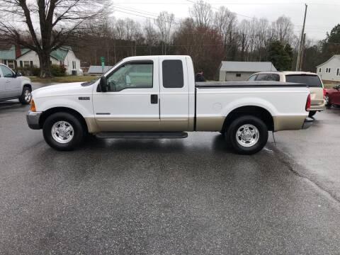 2000 Ford F-250 Super Duty for sale at Stikeleather Auto Sales in Taylorsville NC