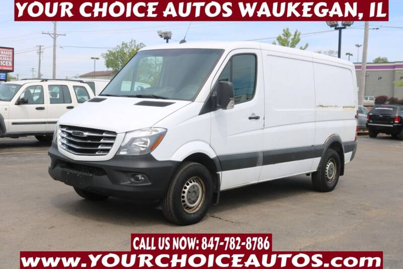 2015 Freightliner Sprinter Cargo for sale at Your Choice Autos - Waukegan in Waukegan IL