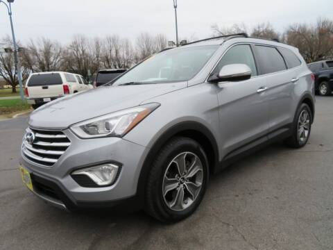 2013 Hyundai Santa Fe for sale at Low Cost Cars North in Whitehall OH