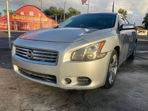 2013 Nissan Maxima for sale at Advance Import in Tampa FL