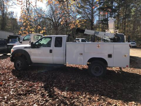 2012 Ford F-450 Super Duty for sale at M & W MOTOR COMPANY in Hope AR