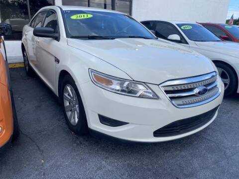 2011 Ford Taurus for sale at Mike Auto Sales in West Palm Beach FL