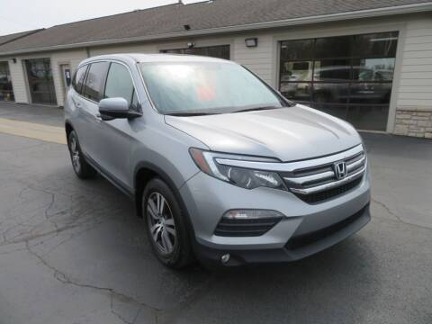 2016 Honda Pilot for sale at Tri-County Pre-Owned Superstore in Reynoldsburg OH