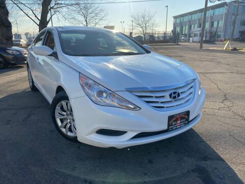 2011 Hyundai Sonata for sale at JerseyMotorsInc.com in Teterboro NJ