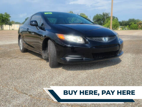 2012 Honda Civic for sale at Auto District in Baytown TX