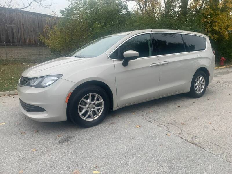 2017 Chrysler Pacifica for sale at Posen Motors in Posen IL
