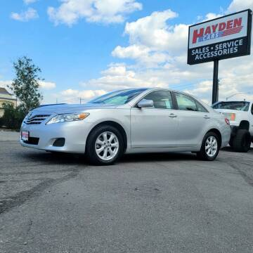 2011 Toyota Camry for sale at Hayden Cars in Coeur D Alene ID