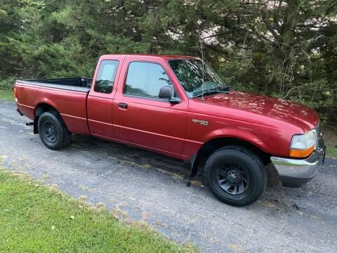 1999 Ford Ranger for sale at Kansas Car Finder in Valley Falls KS