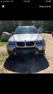 2008 BMW X5 for sale at Worldwide Auto Sales in Fall River MA