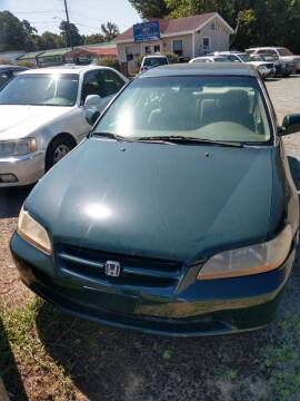 2001 Honda Civic for sale at Delgato Auto in Pittsboro NC