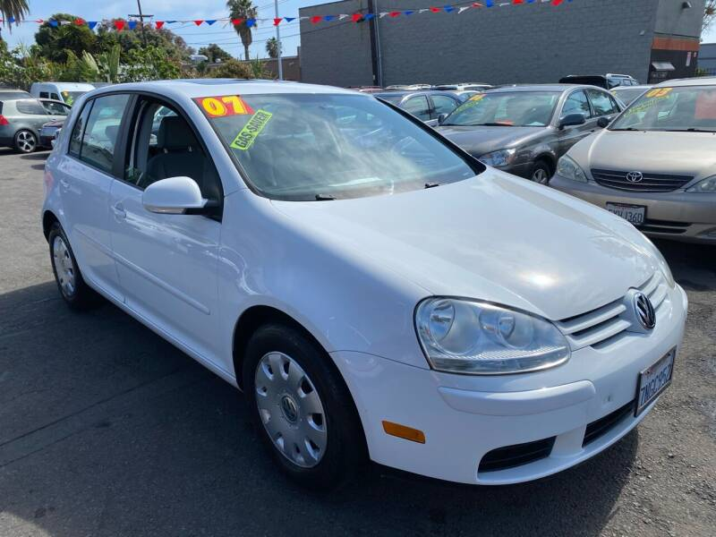 2007 Volkswagen Rabbit for sale at North County Auto in Oceanside CA