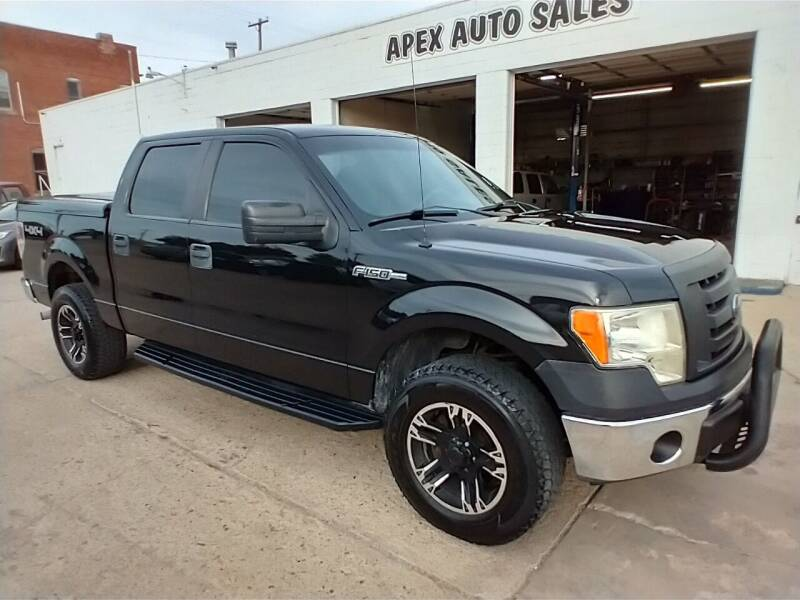 2012 Ford F-150 for sale at Apex Auto Sales in Coldwater KS