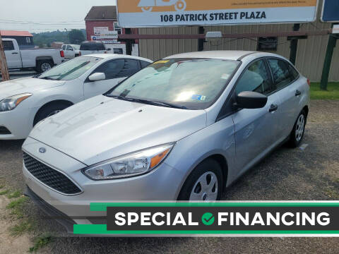 2015 Ford Focus for sale at Sissonville Used Car Inc. in South Charleston WV