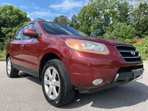 2008 Hyundai Santa Fe for sale at Auto Warehouse in Poughkeepsie NY