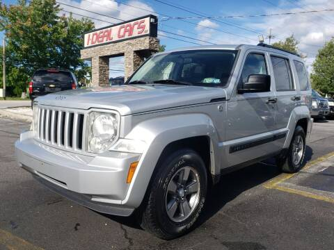 2008 Jeep Liberty for sale at I-DEAL CARS in Camp Hill PA