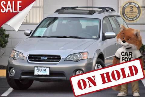 2005 Subaru Outback for sale at JDM Auto in Fredericksburg VA