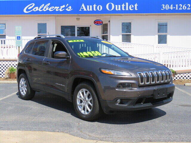 2014 Jeep Cherokee for sale at Colbert's Auto Outlet in Hickory NC