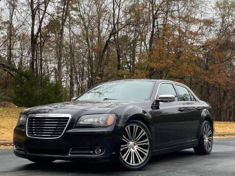 2013 Chrysler 300 for sale at Top Notch Luxury Motors in Decatur GA