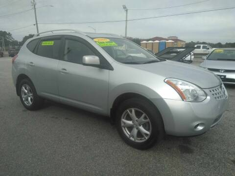 2009 Nissan Rogue for sale at Kelly & Kelly Supermarket of Cars in Fayetteville NC