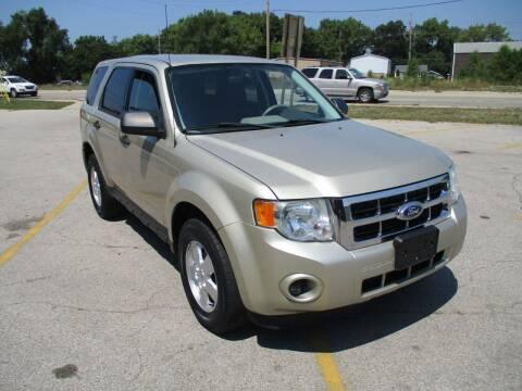 2011 Ford Escape for sale at RJ Motors in Plano IL