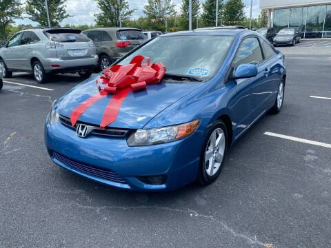2006 Honda Civic for sale at Charlotte Auto Group, Inc in Monroe NC