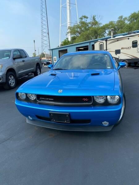2010 Dodge Challenger R/T Classic