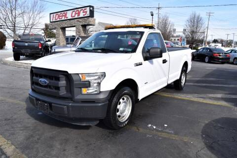 2016 Ford F-150 for sale at I-DEAL CARS in Camp Hill PA