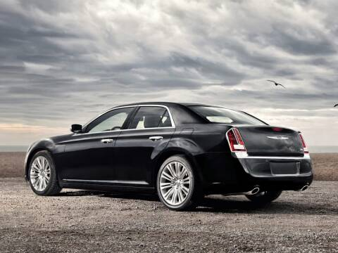 2014 Chrysler 300 for sale at GRIEGER'S MOTOR SALES CHRYSLER DODGE JEEP RAM in Valparaiso IN