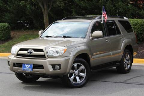 2008 Toyota 4Runner for sale at Quality Auto in Manassas VA