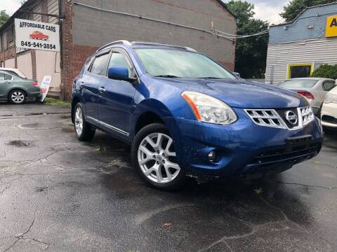 2011 Nissan Rogue for sale at Affordable Cars in Kingston NY