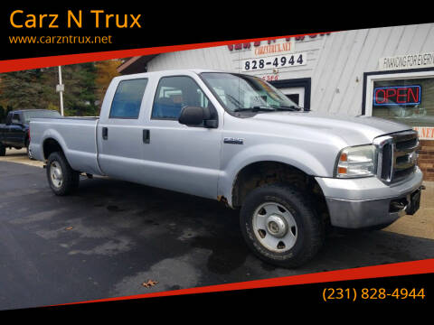 2005 Ford F-250 Super Duty for sale at Carz N Trux in Twin Lake MI