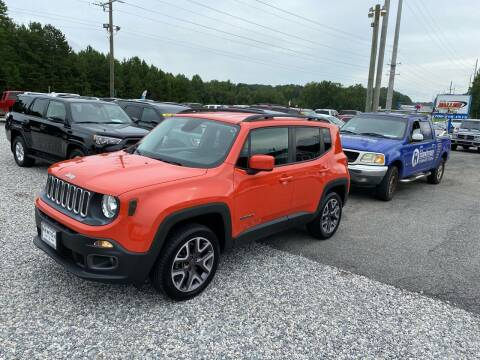 2015 Jeep Renegade for sale at Billy Ballew Motorsports in Dawsonville GA