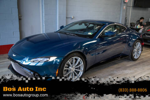 2019 Aston Martin Vantage for sale at Bos Auto Inc in Quincy MA