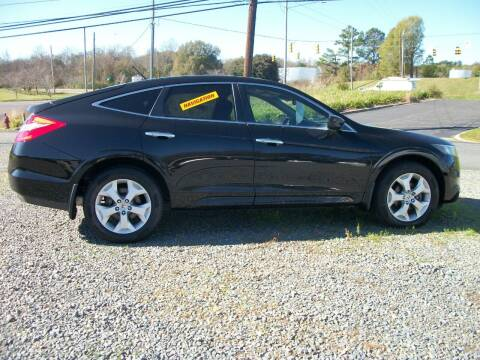 2012 Honda Accord Crosstour for sale at Lentz's Auto Sales in Albemarle NC