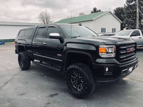 2015 GMC Sierra 1500 for sale at Tip Top Auto North in Tipp City OH