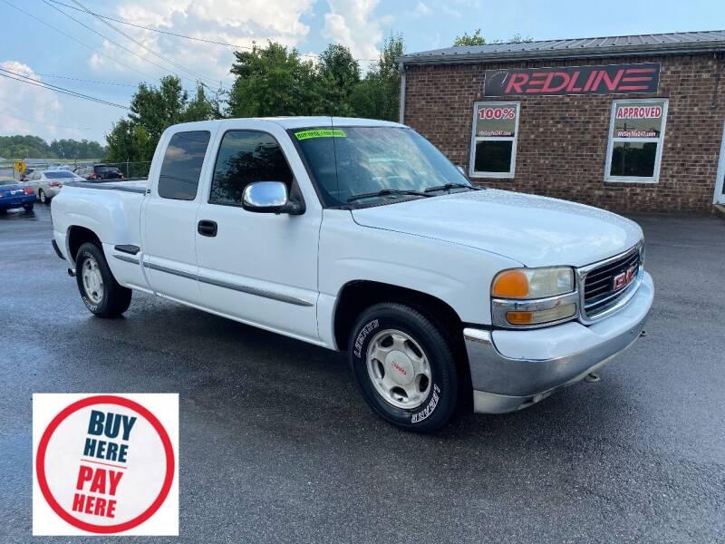 2001 GMC Sierra 1500 for sale at Redline Motorplex,LLC in Gallatin TN
