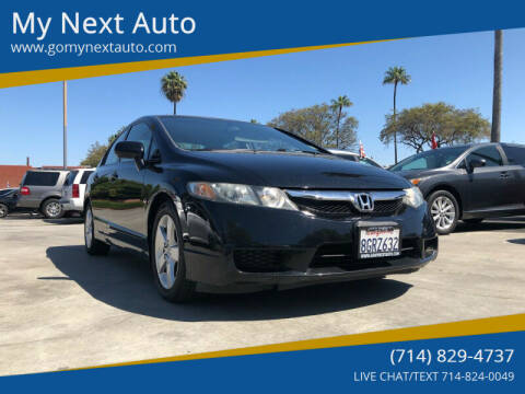 2009 Honda Civic for sale at My Next Auto in Anaheim CA