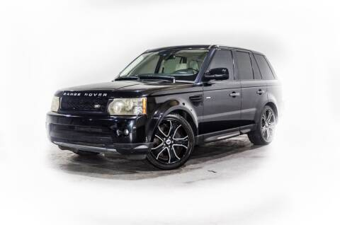 2011 Land Rover Range Rover Sport for sale at CarXoom in Marietta GA