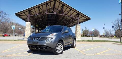 2011 Nissan JUKE for sale at D&C Motor Company LLC in Merriam KS