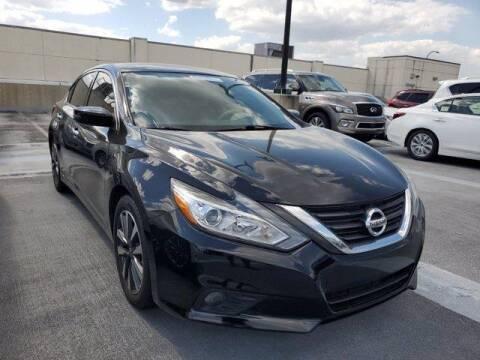2017 Nissan Altima for sale at Orlando Infiniti in Orlando FL