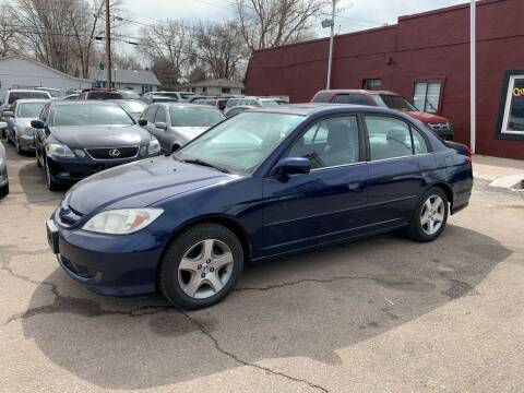 2004 Honda Civic for sale at B Quality Auto Check in Englewood CO