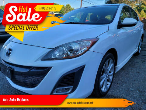 2010 Mazda MAZDA3 for sale at Ace Auto Brokers in Charlotte NC