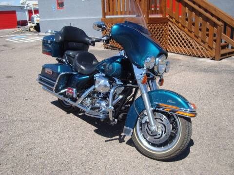 2004 Harley-Davidson FLHTC Electra Glide Classic for sale at One Community Auto LLC in Albuquerque NM