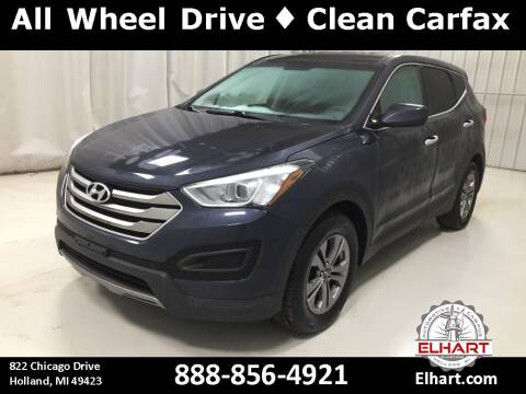 2015 Hyundai Santa Fe Sport for sale at Elhart Automotive Campus in Holland MI